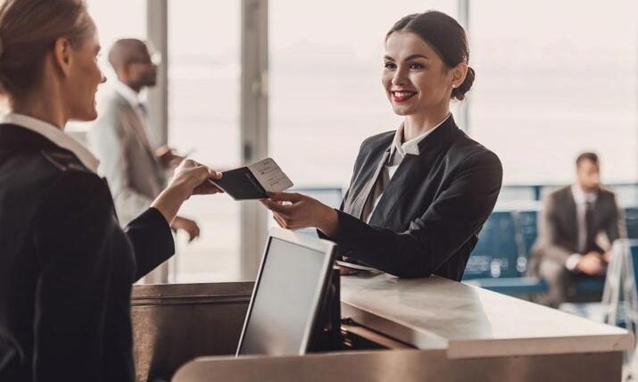 Fiduciary services Customer reception